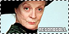 Harry Potter: Minerva McGonagall:
