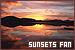 Sunsets: