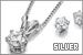 Jewelry: Silver: