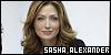 Alexander, Sasha: