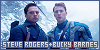 Captain America: Barnes, James Buchanan 'Bucky' and Steve Rogers: